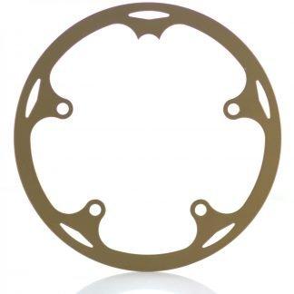 44t spider chainguard - gold.