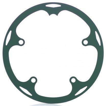 44t spider chainguard - matt green.