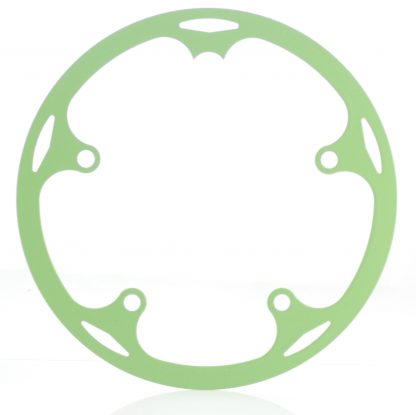 44t spider chainguard - sage green.