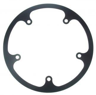 Brompton 50T fixed chainguard matt black
